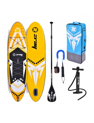 Zray X-rider 9.9' inflatable SUP board