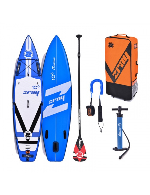 Zray Fury Pro 10.6' inflatable SUP board