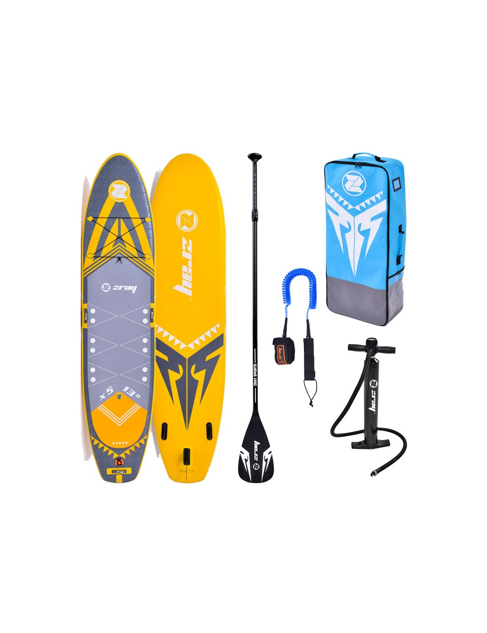 Zray X-rider XL 13' inflatable SUP board