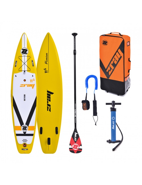 Zray Fury Dual 11.6' inflatable SUP board