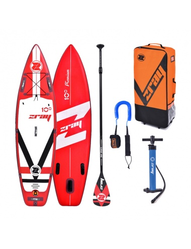 Zray Fury 10' inflatable SUP board