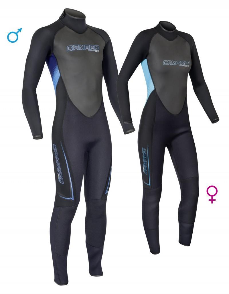 Wetsuit SUP REVO OVERALL Men Camaro