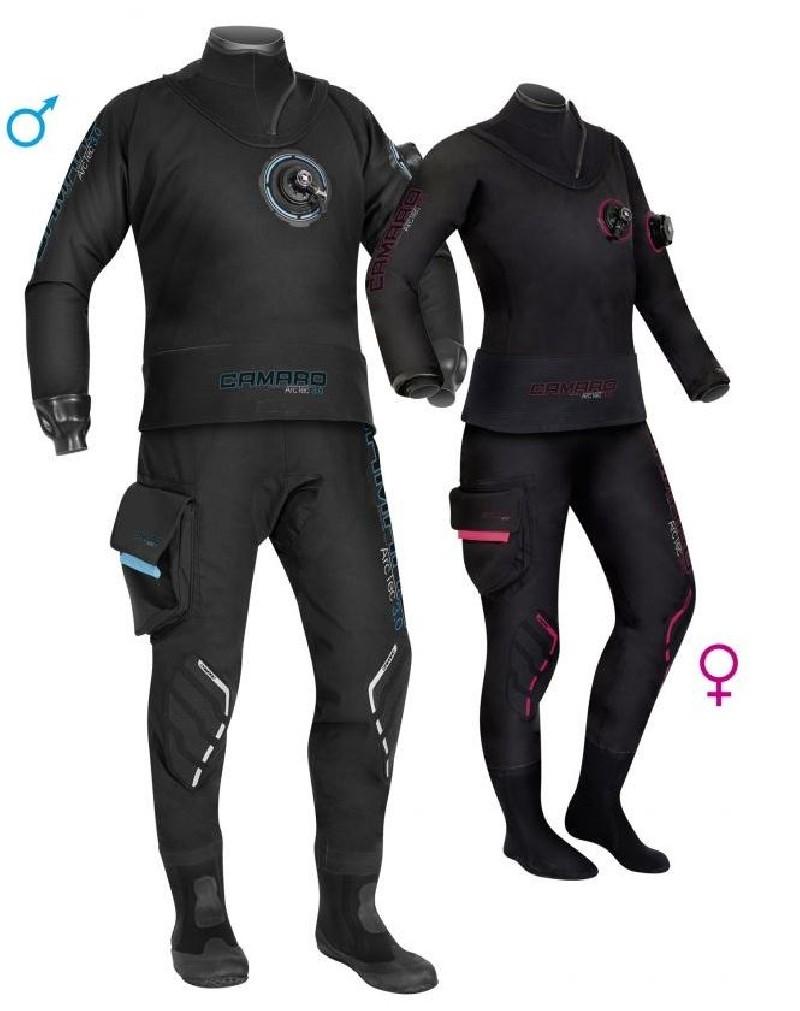 Dry Diving Suit DRY TEC LITE 3.0 Camaro
