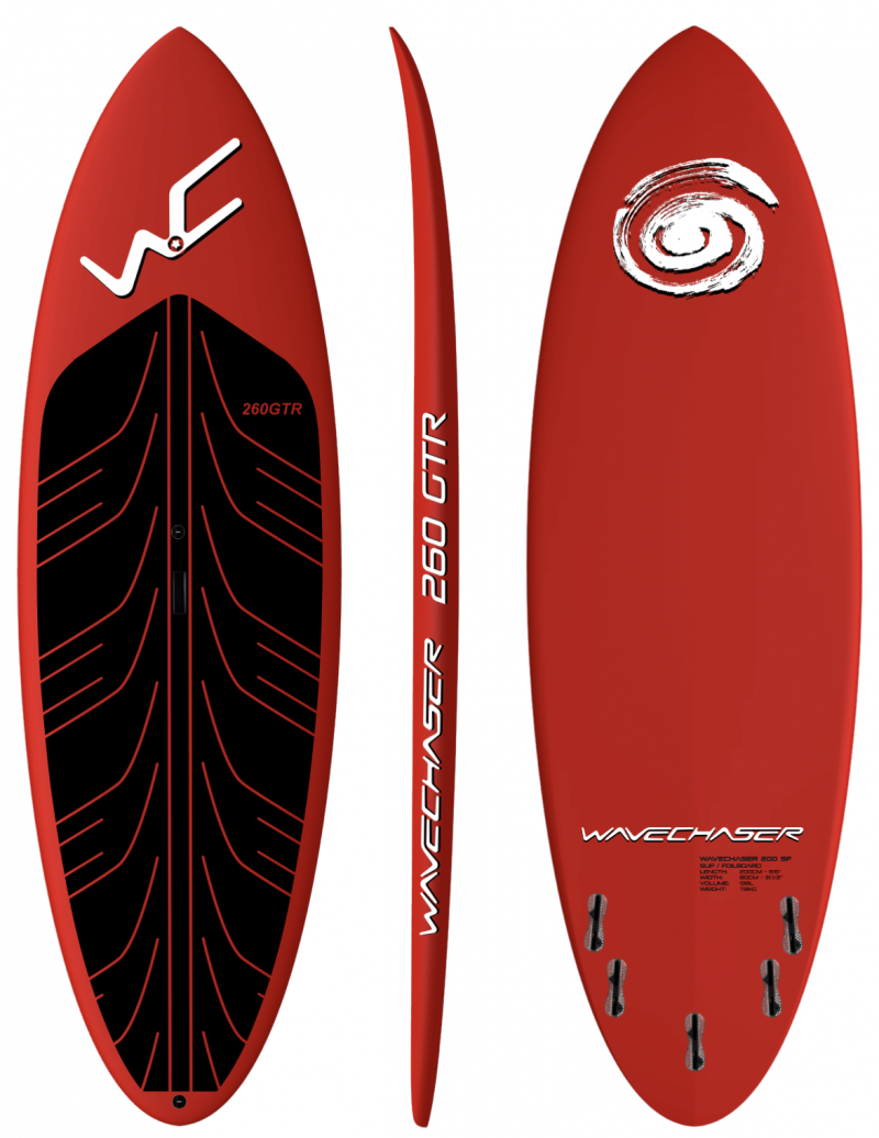SUP / Surfboard Carbon Wave Chaser...