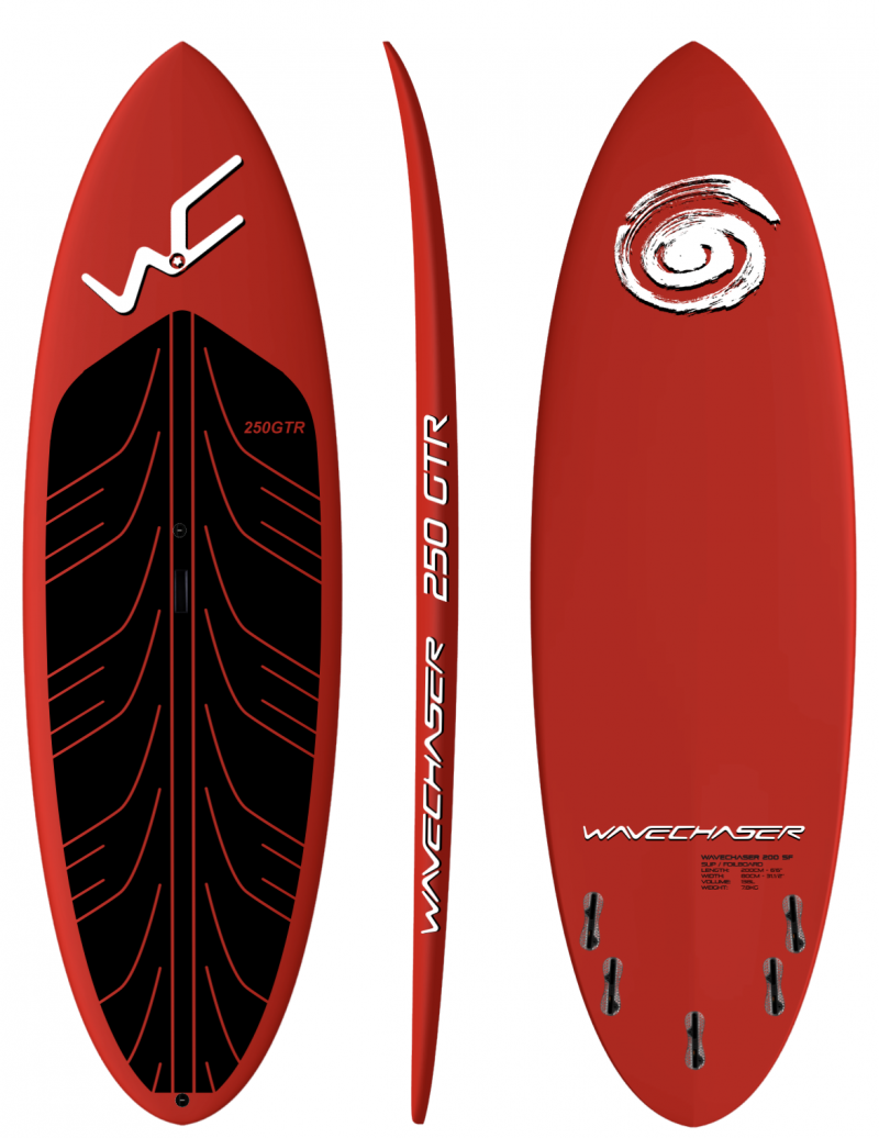 SUP Surfboard Wave Chaser 250 GTR
