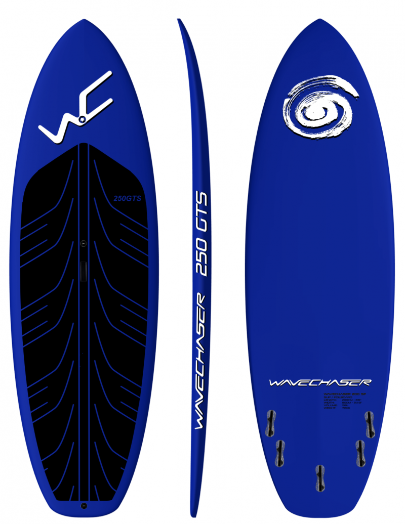 SUP Surfboard Wave Chaser 250 GTS